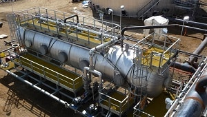Monarch Separators Heavy Oil Flotation System