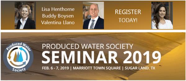 Produced Water Seminar