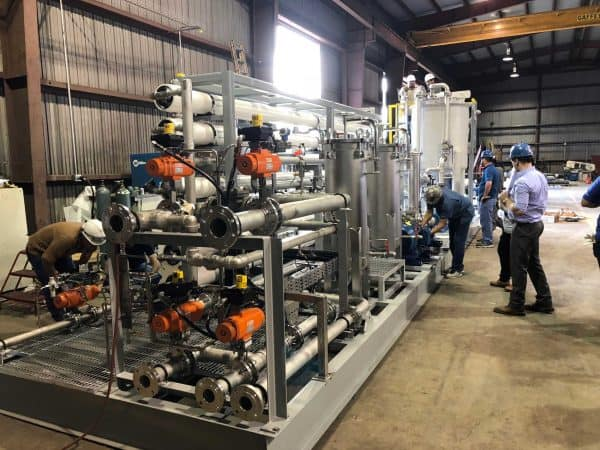 water standards training tours
