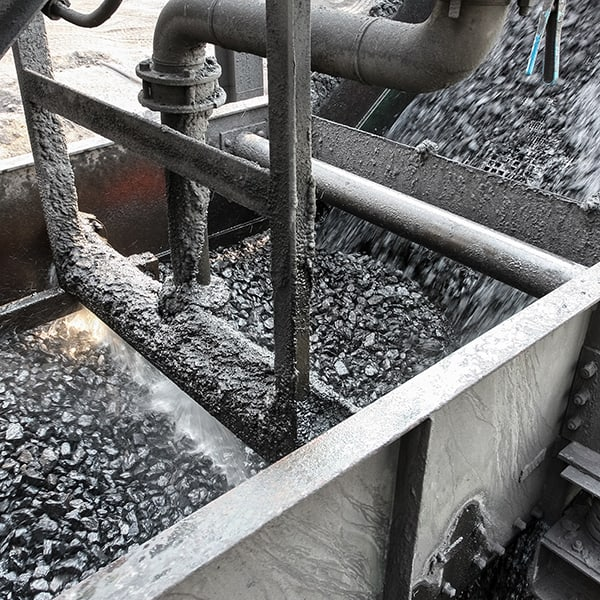 Coal Mining And Processing Equipment