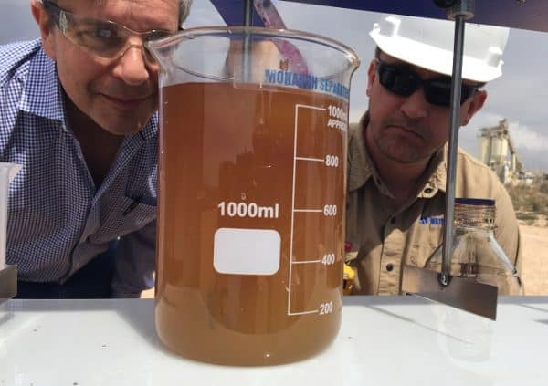 Produced Water Analysis Permian